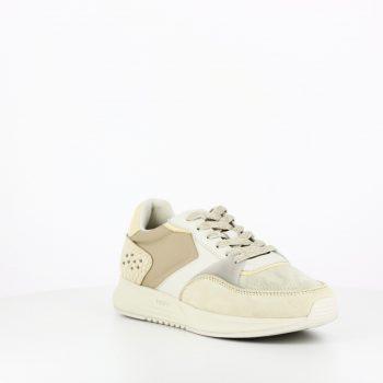 Sneakers Balat Beige