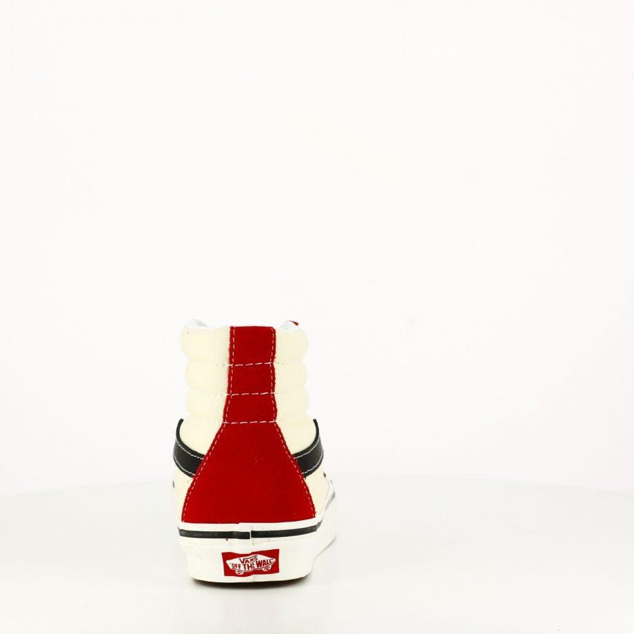 Zapatillas Sk8-Hi Red