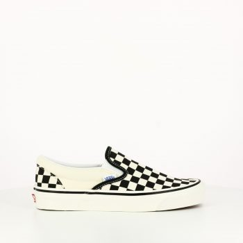 Zapatillas Slip-on Check