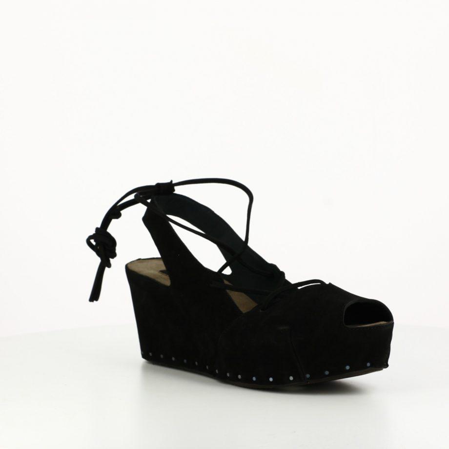 Sandalia Long Black