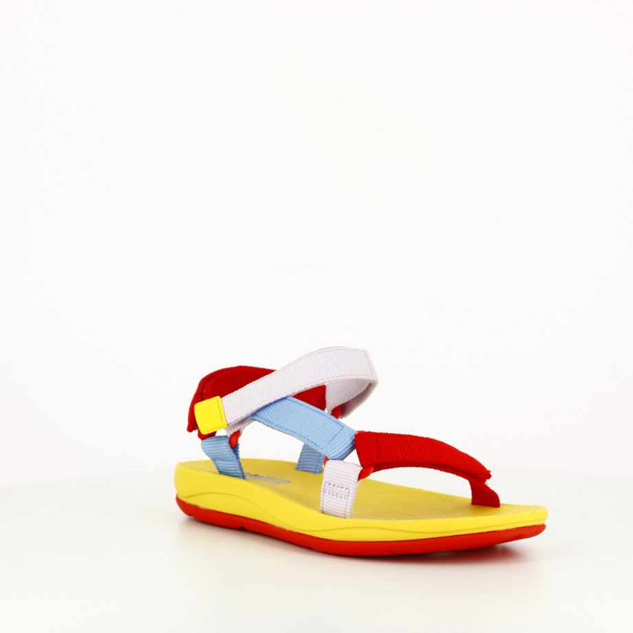 Sandalia Match Multicolor