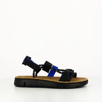 Sandalia Match Negra