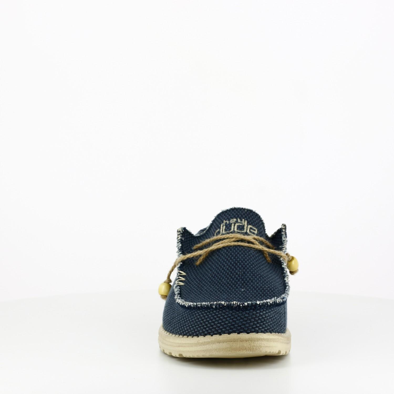 Zapato Wally Navy