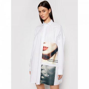 Camisa Oversize Blanca