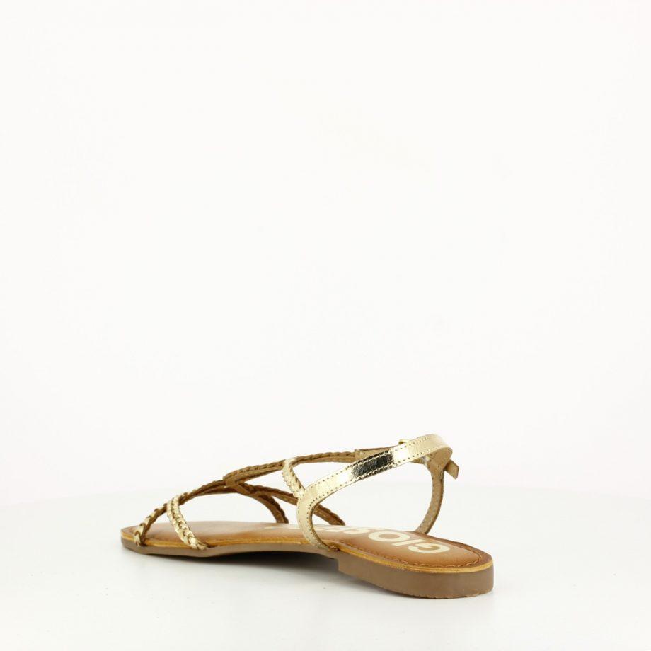 Sandalia Ossian Oro