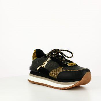Sneakers Paducah Negro