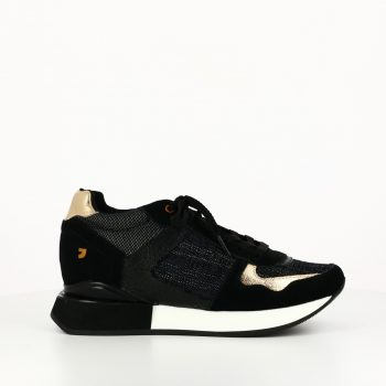 Sneakers Raleigh Negro