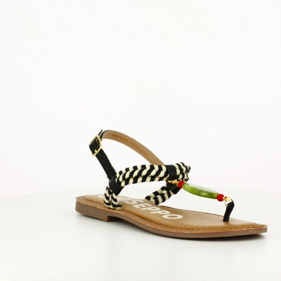 Sandalia Antigo Negra