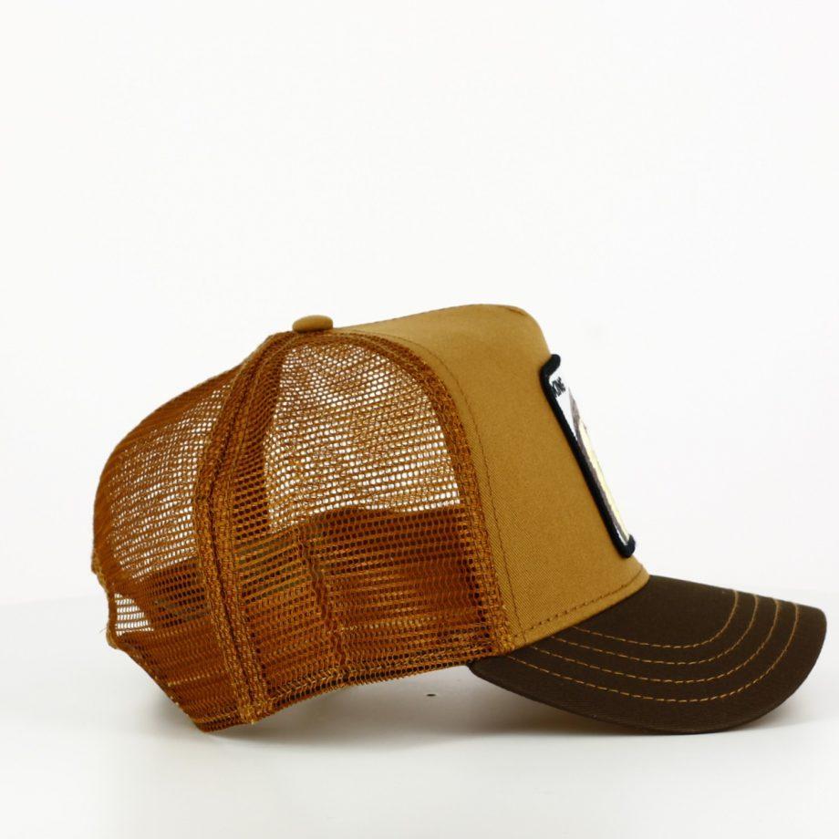 Gorra Biter Brown