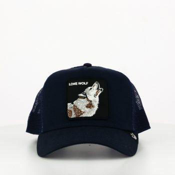 Gorra Wolf Navy