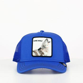 Gorra Strong Wolf Blue