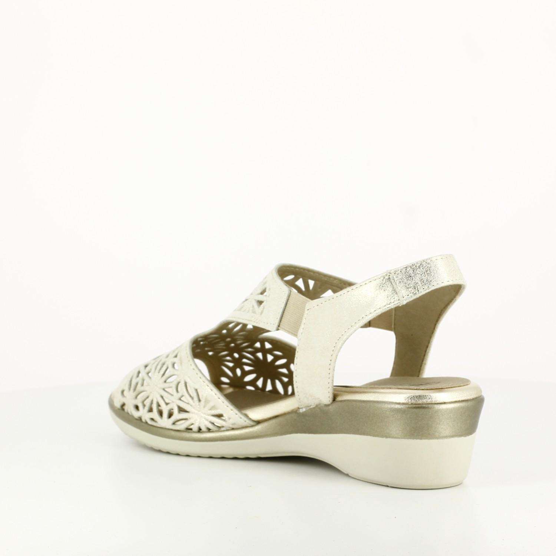 Sandalia Calados Oro