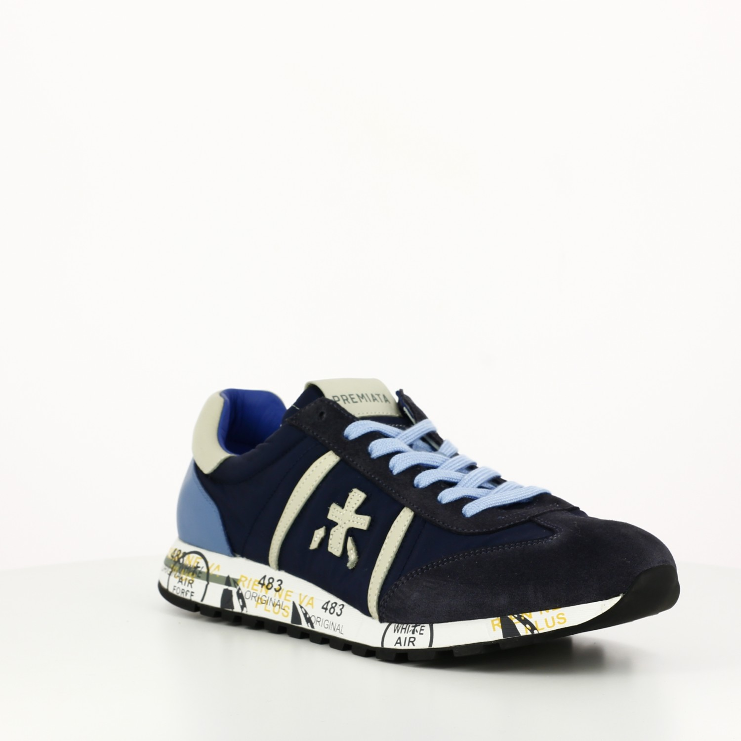 Sneakers Lucy Navy